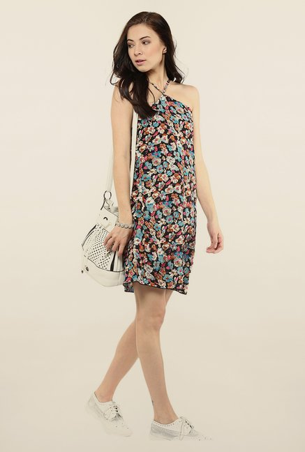 Yepme Abbey Multicolor Swing Dress