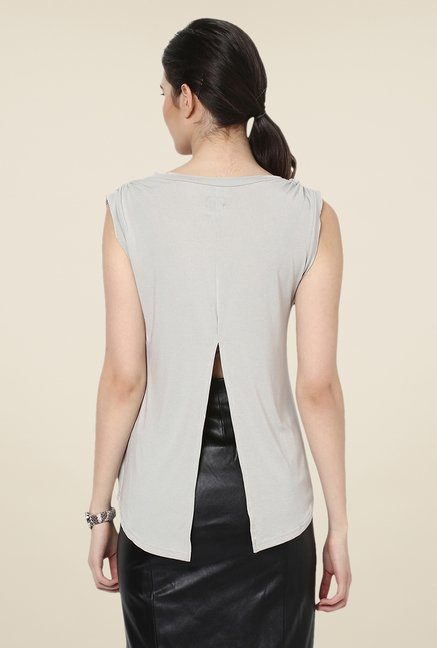 Yepme Grey Antonia Premium Top