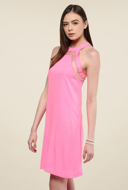 Yepme Callin Pink Swing Dress