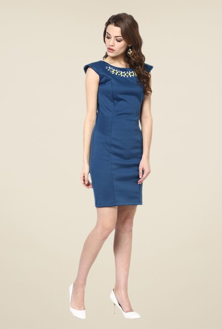 Yepme Leony Navy Party Dress