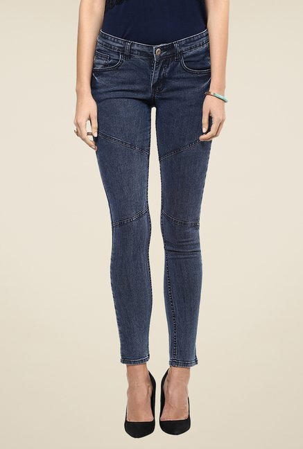 Yepme Blue Jezebel Denim Jeans
