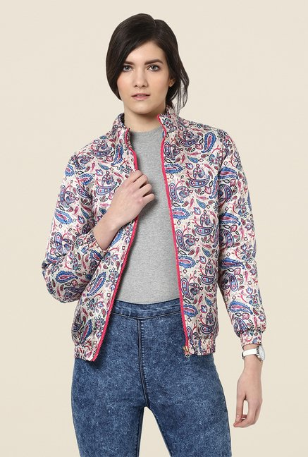 Yepme Multicolor Sherlyn Full-sleeved Jacket