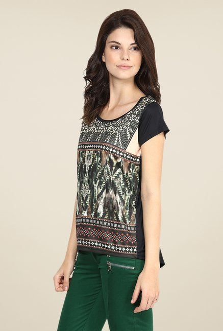 Yepme Black Janice Party Top