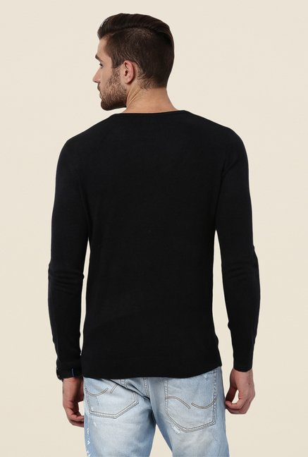Yepme Black Alder Sweater