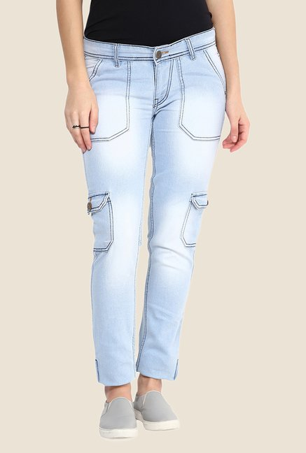 Yepme Blue Alexa Denim Jeans