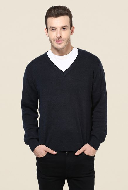 Yepme Navy Kayson Sweater