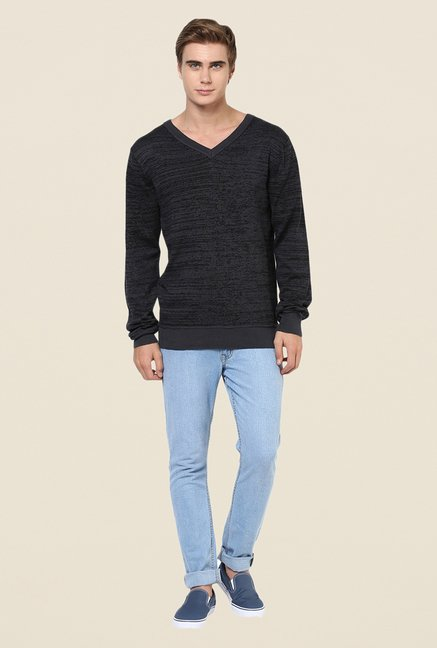 Yepme Grey Erick Sweater