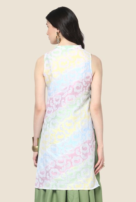 Yepme Multicolor Amy Printed Kurti
