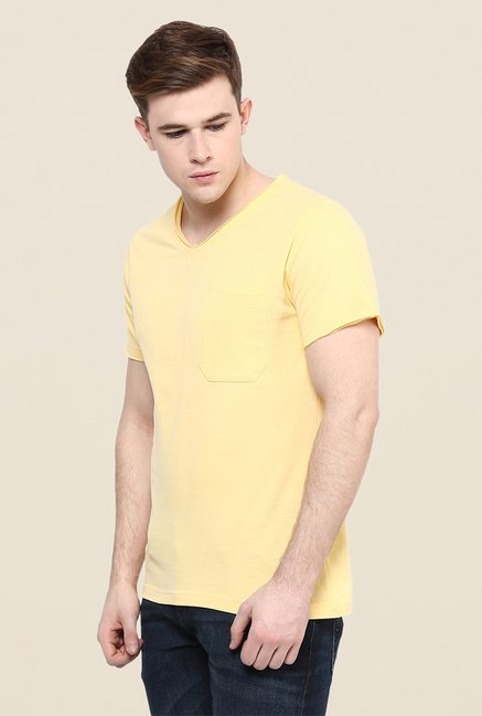 Yepme Yellow T Shirt