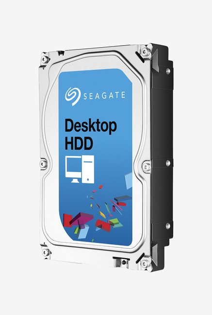 Seagate 4 TB Internal Hard Disk (Silver)