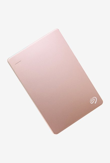 Seagate 2 TB External Hard Disk (Pink)