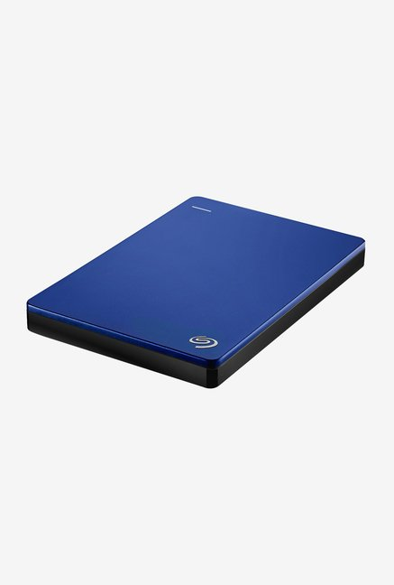 Seagate 4 TB External Hard Disk (Blue)