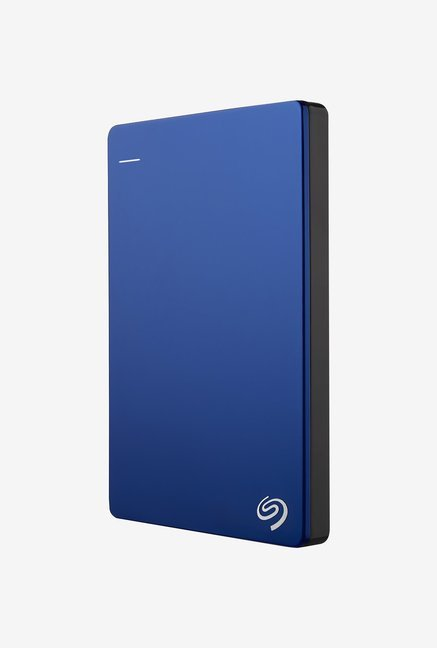 Seagate STDR4000901 Backup Plus 4 TB USB 3.0 Portable External Hard Drive Blue