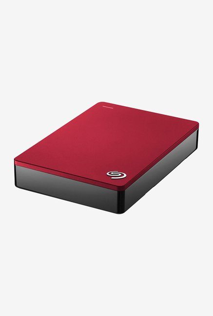 Seagate 4 TB External Hard Disk (Red)