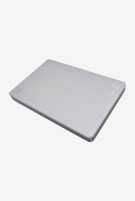 Seagate 1 TB External Hard Disk (Silver)