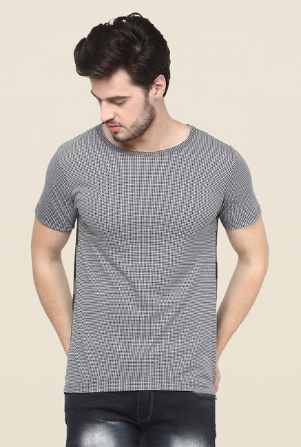 Yepme Grey T Shirt
