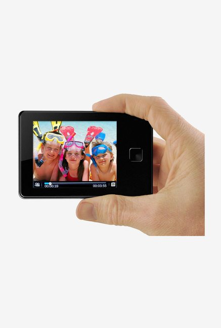 Ematic 8 GB Video MP3 Player with 5 MP Camera (Black)