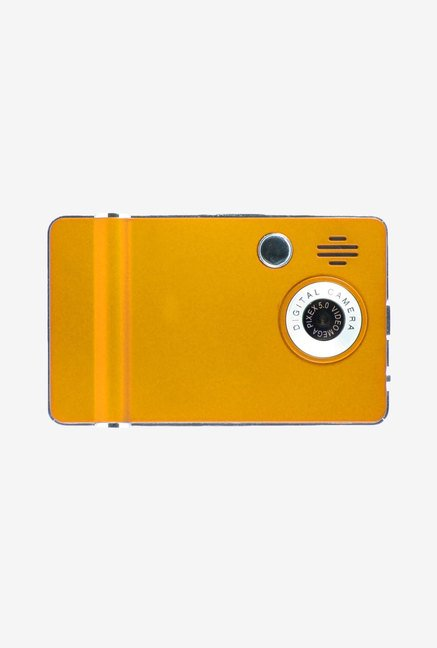 Ematic 4 GB Video MP3 Player with 5 MP Camera (Yellow)