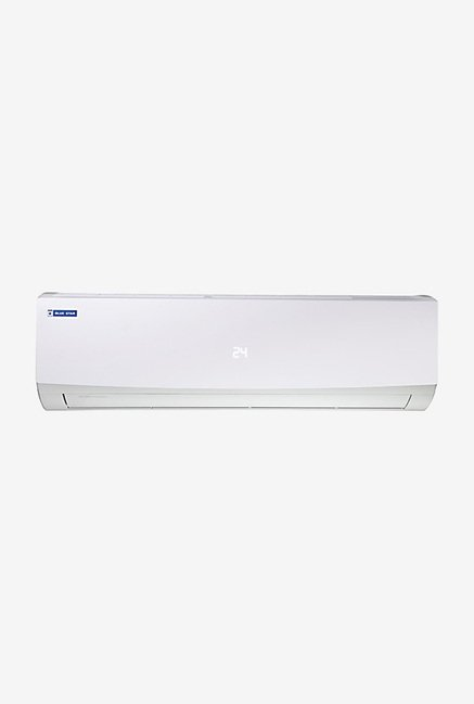 Blue Star 5CNHW12PAFU 1 Ton 5 Star BEE Rating 2018 Split AC White Copper Condenser