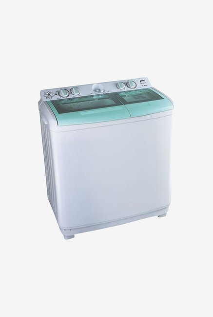 Godrej GWS8502PPL 8.5 kg Washing Machine (Apple Green)