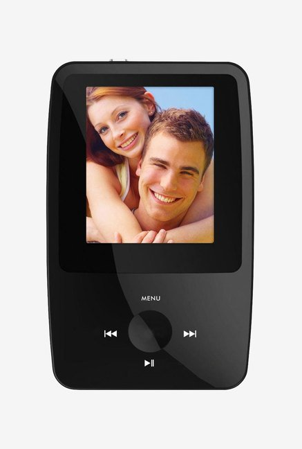 Ematic 4 GB MP3 Video Player with 5MP Digital Camera (Black)