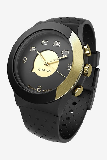 Cogito Fit CW3.1-001-01 Smartwatch (Black Chic)