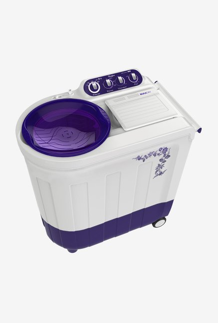 Whirlpool ACE 8.0 Turbodry 8 kg Washing Machine (Purple)