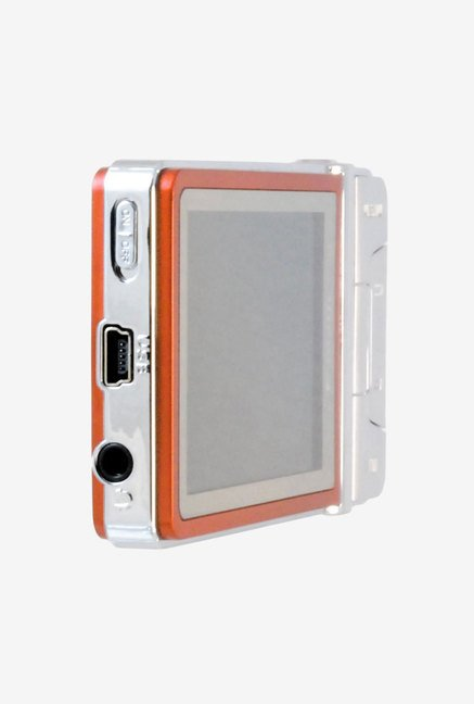 Ematic 4 GB Video MP3 Player with 5 MP Camera (Orange)