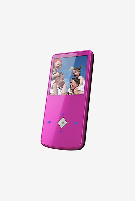 "Ematic 2 GB MP3 Video Player with 1.5"" Screen (Pink)"
