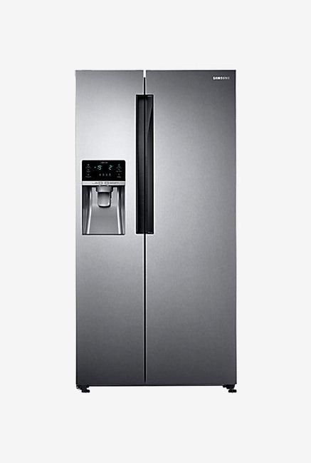 Samsung RS58K6417SL 654 L Side By Side Refrigerator (Silver)