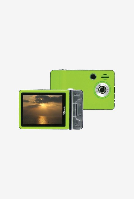 Ematic 4 GB Video MP3 Player with 5 MP Camera (Green)