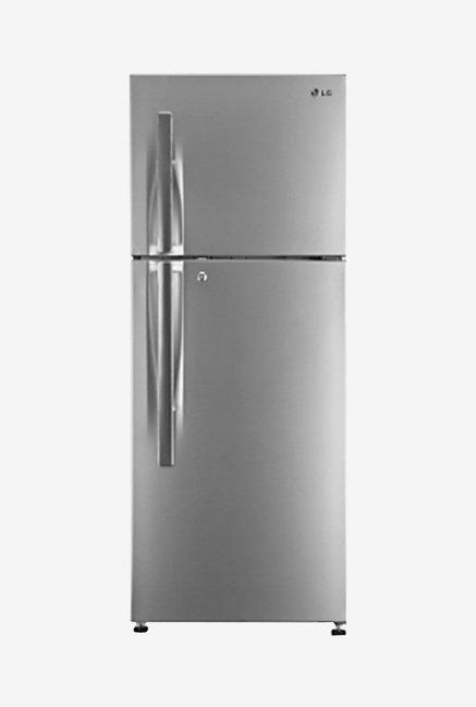 LG GL-T302RPZM 284 L Double Door Refrigerator (Shiny Steel)