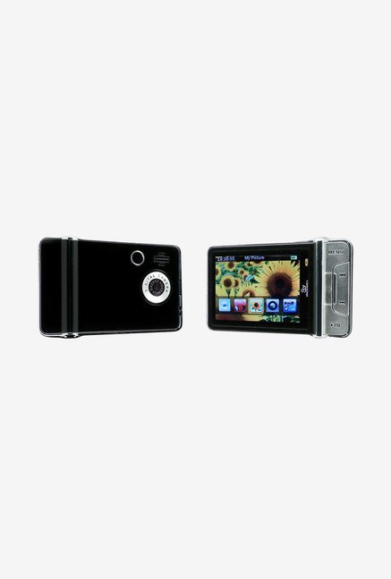 Ematic 4 GB Video MP3 Player with 2MP Digital Camera (Black)