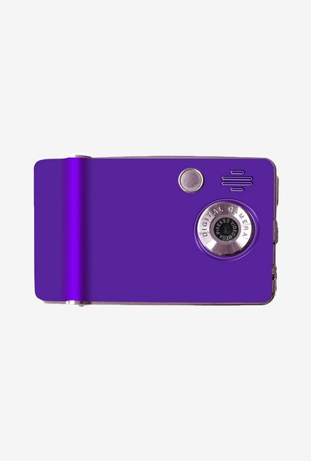Ematic 8 GB Video MP3 Player with 5 MP Camera (Purple)