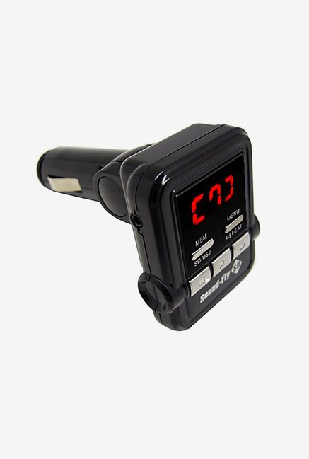 Satechi SoundflySd MP3 Player With FM Transmitter (Black)