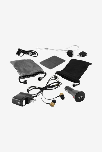 Ematic EA310 Universal MP3 Player Accessory Kit (Black)