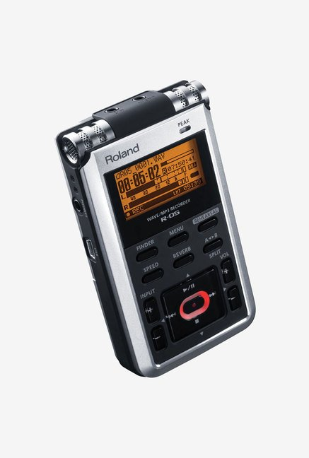 Roland R-05 Wave/MP3 Recorder (Black)
