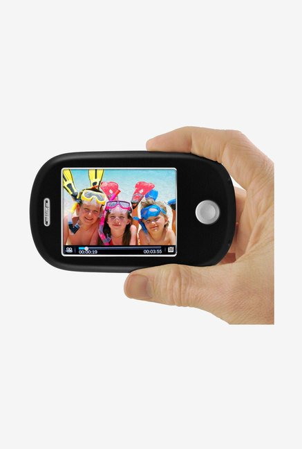 Ematic 8 GB MP3 Video Player with 5MP Digital Camera (Black)