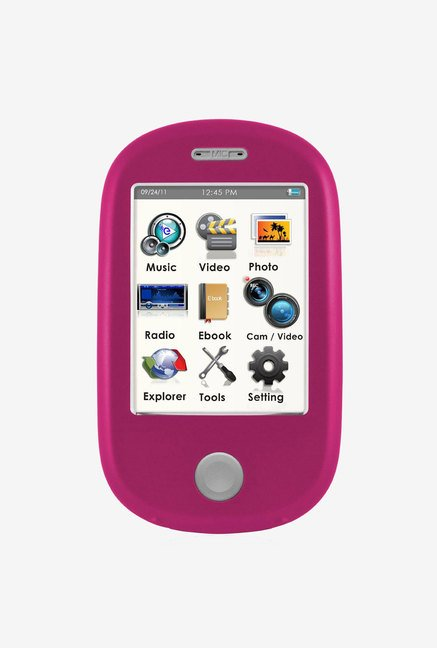 Ematic 8 GB MP3 Video Player with 5MP Digital Camera (Pink)