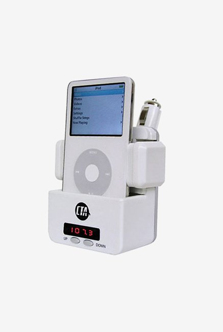 CTA Digital IP-UWK I-Cruise FM Transmitter Dock (White)