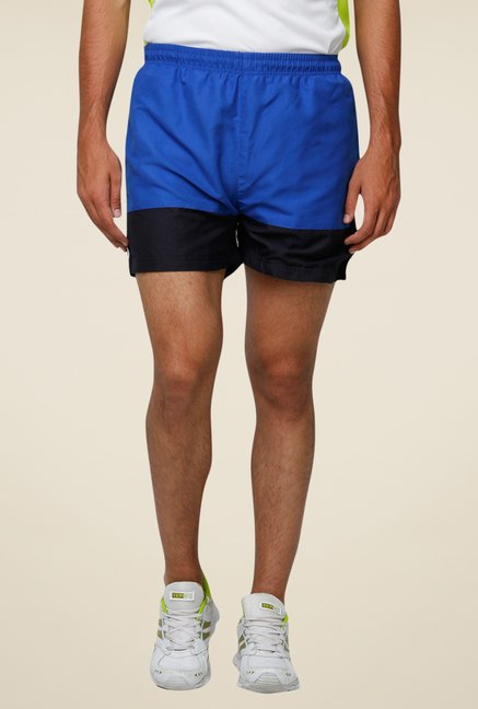Yepme Dark Blue Ricky Shorts