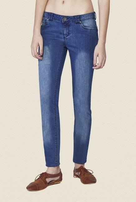 AND Indigo Light Wash Jeans