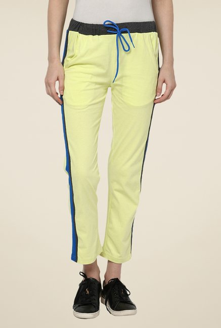 Yepme Yellow Alba Trackpant