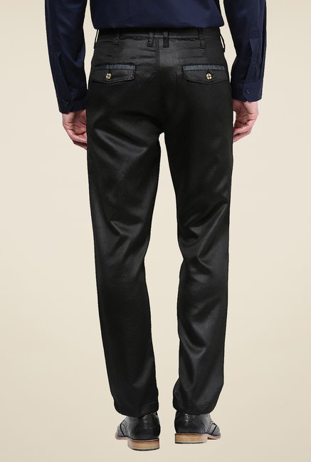 Yepme Black Marwin Party Trouser