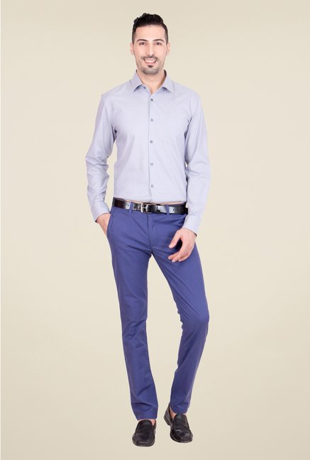 United Colors of Benetton Sky Blue Shirt