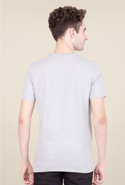 United Colors of Benetton Grey T Shirt