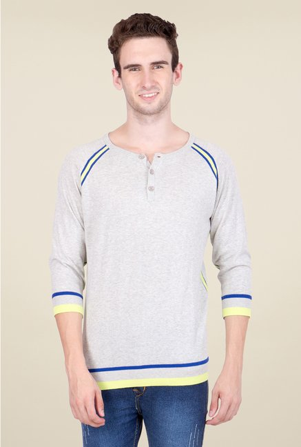 United Colors of Benetton Grey Sweater