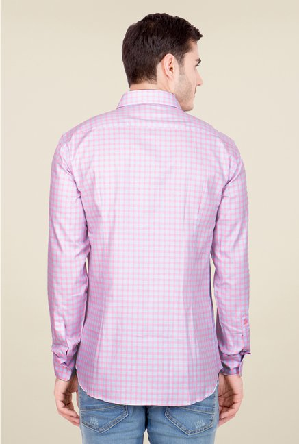 United Colors of Benetton Pink Shirt