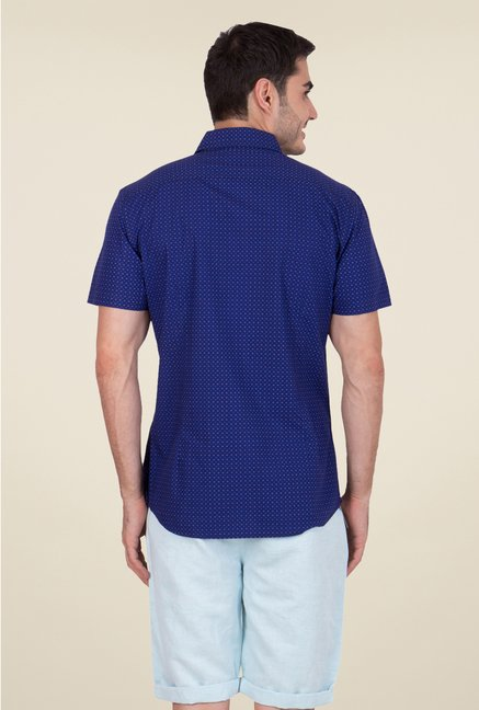 United Colors of Benetton Navy Shirt