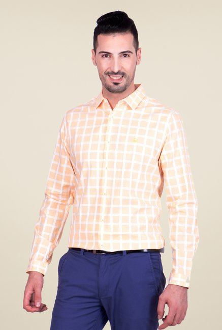 United Colors of Benetton Peach Shirt